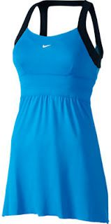 Victoria Azarenka - 2011 US Open & US Open series dress