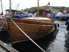 Wooden boat festival in Skärhamn, Sweden