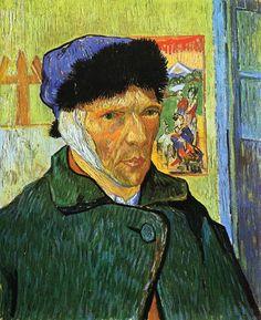 ART & ARTISTS: Vincent van Gogh - Flowers part 2