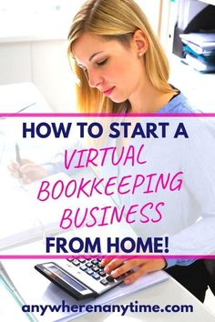 Did you know you can start a work from home, virtual bookkeeping business without being a CPA (even if you have no experience)? Expert and CPA Ben Robinson talks about how to become a bookkepper and how his course gives you the tools, templates, and even the marketing strategy to launch a successful virtual bookkeeping business.