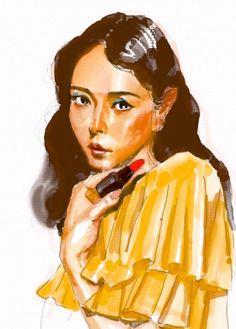 By Ehoto Yun on iPad with Auryn Ink