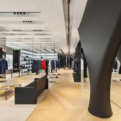 House of Dior: Location: Gangnam district, Seoul, South Korea Year of Construction: 2015 Architects: Christian de PortzamparcDior's flagship store in Seoul has a shape that aims to represent Dior and its designs as a whole; its fiberglass shell exterior evokes a soft, white piece of fabric, a clean, sculpturesque design that expresses the brand's identity, focused on elegance and simplicity. To make the experience of shopping in Dior completely holistic, the store includes a cafe on top of…