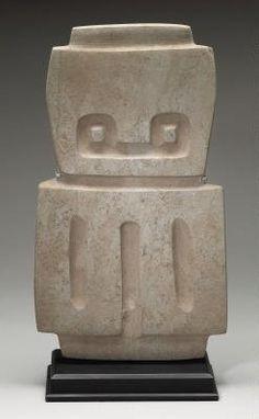Owl, Valdivia, Ecuador,40th-29th century B.C.