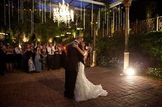 love the hanging crystals, photography by Joanna Tano Photography, Event Coordination By / Belle Destination Weddings & Events, Inc.