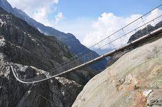 Most Trift, Szwajcaria