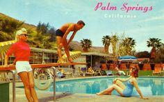 #Vintage #Retro #PalmSprings #California