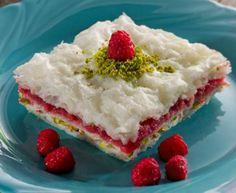 Turkish Dessert ~ Güllaç Recipe | Palace Cuisine