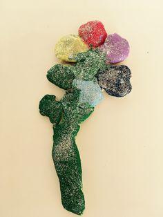 Blomst - lavet ud af trylledej.