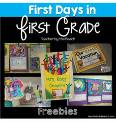 Crayon box template for back to school