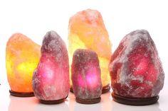 Salt Crystal Lamp Benefits