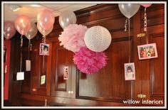 girl baby shower/willow interiors