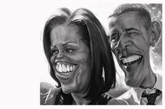 Couple Obama