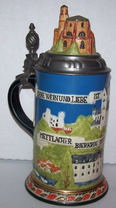 US $75.00 Used in Collectibles, Breweriana, Beer, Drinkware, Steins