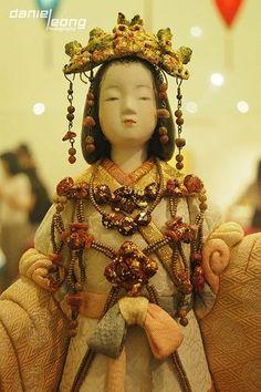 Traditional Edo-Kimekomi Dolls von Dan de Yungz auf Flickr