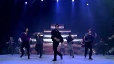 adam garcia moves like jagger - YouTube