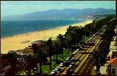 Palisades Park,Santa Monica,California.