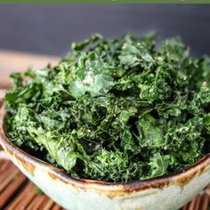 Air Fryer Kale Chips - Domestic Superhero Roasted Kale Chips, Recipe Notes, Food Videos, Spinach, Side Dishes, Stuffed Peppers, Snacks, Superhero, Vegetables