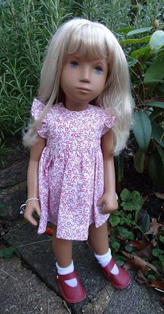 Sasha dolls were created by the late Sasha Morgenthaler (1893 - 1975), a Swiss artist and artisan. She was also a humanitarian and a keen observer of all the world's children. Her vision was to create dolls that represented and reflected the spirit of children of all races and cultures during their age of innocence.