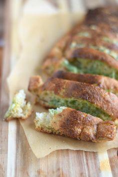 Ciabatta Baguette mit Knoblauch Kräuter Butter (4)