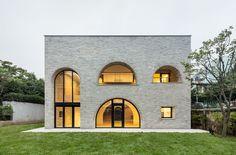 Cheongun Residence / Hyundai Kim + Tectonics Lab