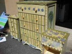 #painted #furniture by Fuchs