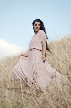 Model: Micaela Lewenz.  Jasmine White Shoot.