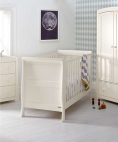 Mia 3 Piece Set - Ivory - Mia Ivory - New - Mamas & Papas - love the shape but want white now ivory :(