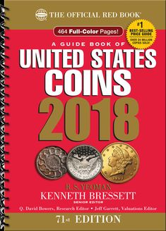 24 x 2019 RED BOOK ( PRE SALE - SHIP ON 4/10/18)  PRICE GUIDE U.S. COINS,SPIRAL #Whitman