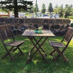 #inthegarden type of day! #portfairy #springtime #moyneriver #heritageinn #bedandbreakfast by merrijigkitchen