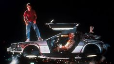 CCL - Cinema, Café e Livros: Back to the Future: 13 things you may not know
