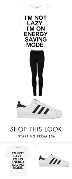 """""""Walking down da street"""" by boss-574 ❤ liked on Polyvore featuring adidas and Wolford"""