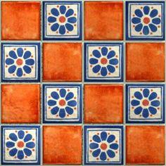 LeMog - 3dTextures - Carrelage Azuleros Motifs 3 - Tiles/385 bahia