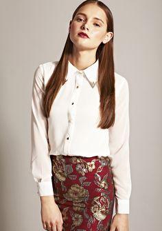 AW12  www.fashionunion.com Sequin Skirt, Sequins, Skirts, Fashion, Moda, Fashion Styles, Skirt, Fashion Illustrations