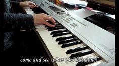 Noel - Lauren Daigle, Chris Tomlin piano cover (Instrumental)