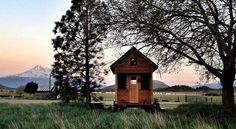 Mini-maison sur roues © Tiny A story about living small