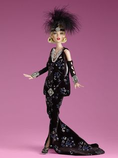 Emma Jean's Extravagant Night Out | Tonner Doll Company Oh Wow! I want to wear this out on the town tonight!