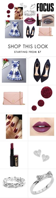 """Focus"" by mduda0570 on Polyvore featuring Rainbeam, Christian Dior, Tory Burch, Topshop, Fiebiger, Vivienne Westwood and Kate Spade"