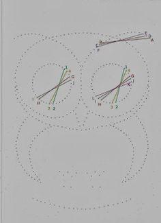 Acta de Creació: Owl - brodats matemàtica - fórmula.