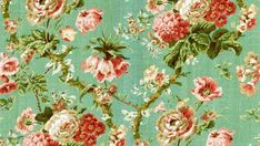 Desktop wallpaper vintage floral.