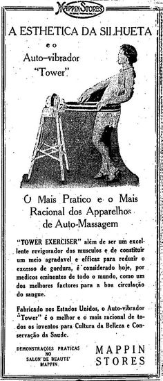vibrator ad / estado de são paulo, 1912