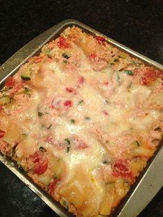 Vegetarian Zucchini Lasagna Recipe