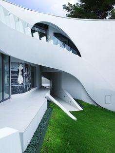 Casa Son Vida 1 by tecArchitecture and Marcel Wanders Studio