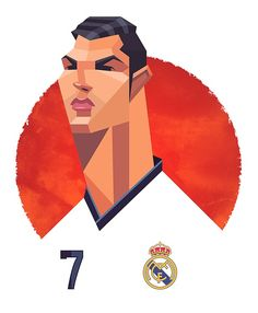 Cristiniano Ronaldo/ Modern Legends by Daniel Nyari