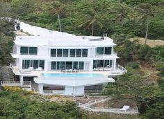 Miami White Villa - Simply and amazing boracay villa for rent in the island.