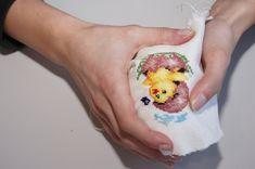 návod na velikonoční vajíčka s výšivkou - Google Search
