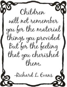 SO true! I have been truly blessed to have had the summer to spend with my grandbabies...God is GREAT!!!
