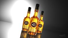 Licor 43 Redesigned on Packaging of the World - Creative Package Design Gallery