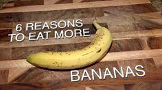 6 reasons to eat more bananas!