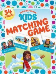 Our Daily Bread for Kids Matching Game, Black New Testament Bible, Old And New Testament, Game 7, Our Daily Bread, Homemade Soup, Matching Games, Little Ones, Nom Nom, Activities