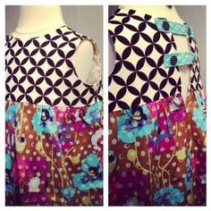 Mae Dress  or Top Pattern Size 18m8y PDF by TheMeanPrincess, $11.95